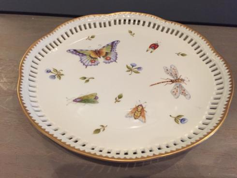 $185.00 ANNA WEATHERLY - SPING IN BUDAPEST PIERCED PLATE