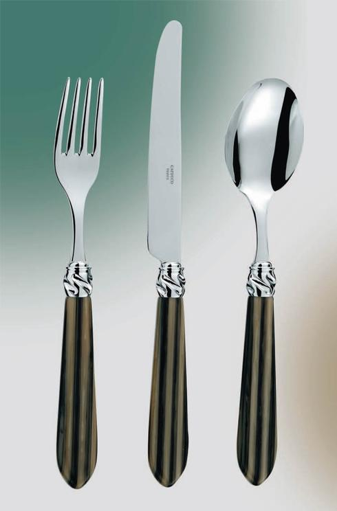 Diana Stone 5-piece flatware set