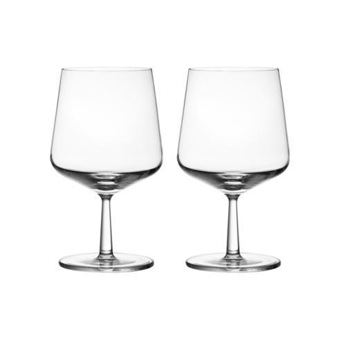 Simple Elegance Exclusives   ESSENCE BEER GLASSES S/2 $40.00