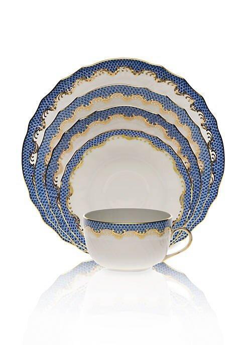 Simple Elegance Exclusives   HEREND SALAD PLATE $235.00