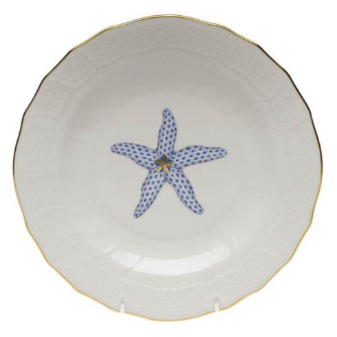 STARFISH DESSERT PLATE collection with 1 products