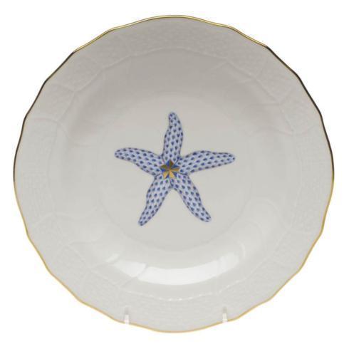 Simple Elegance Exclusives   STARFISH DESSERT PLATE $145.00