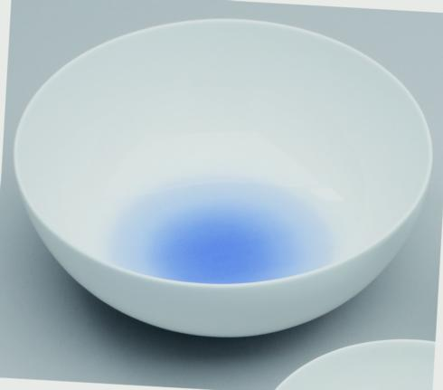 $66.00 CLOUD INDIGO BLUE 22CM BOWL