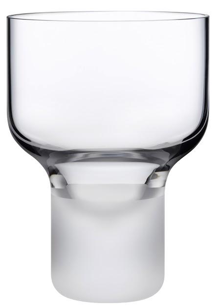 Nude Glass   CONTOUR GLASS S/2 $70.00