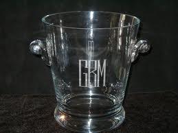$150.00 9 inch Champagne Bucket