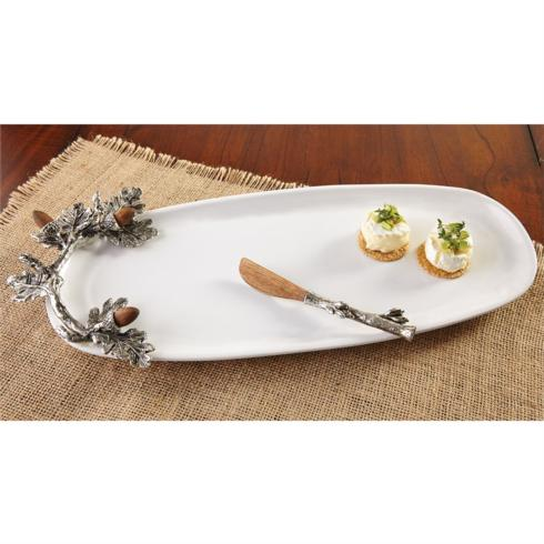 $50.00 Acorn Platter