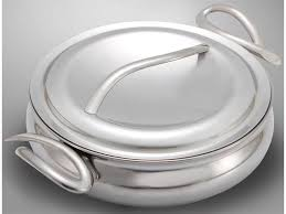 CookServ 12-inch Sauté Pan with Lid