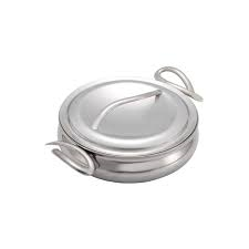 Nambé   CookServ Try Me 8-inch Sauté Pan with Lid $79.00