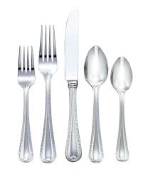 $49.95 Vintage Jewel 5 pc Place Setting