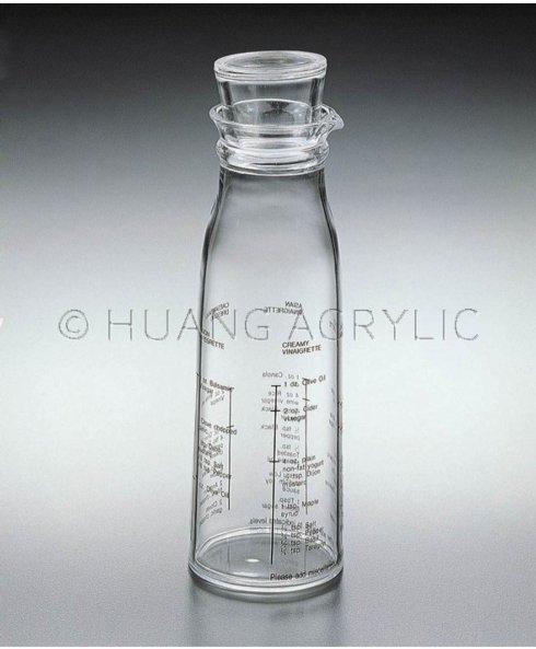 Huang Acrylic   salad dressing shaker $10.00