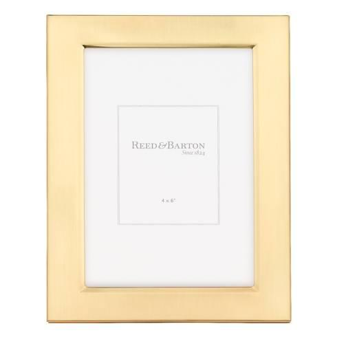 Reed & Barton  Gold Accent Frames Classic Gold Accent Frame 4 x 6 $50.00