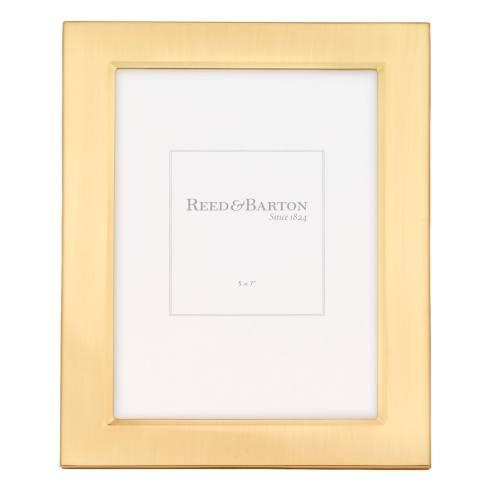 Reed & Barton  Gold Accent Frames Classic Gold Accent Frame 5 x 7 $60.00