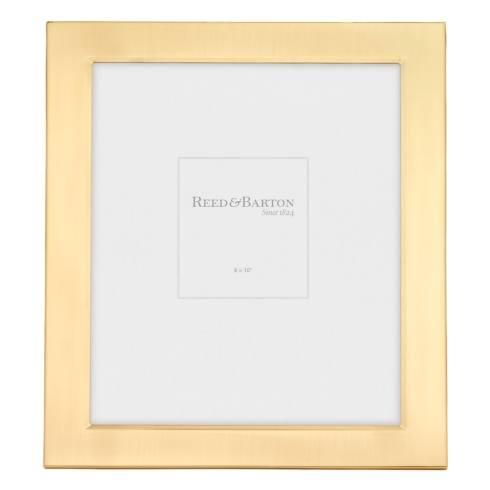 Reed & Barton  Gold Accent Frames Classic Gold Accent Frame 8 x 10 $80.00