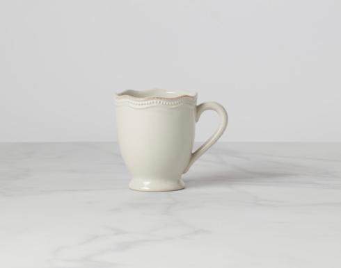 Lenox French Perle Bead White Mug $15.95
