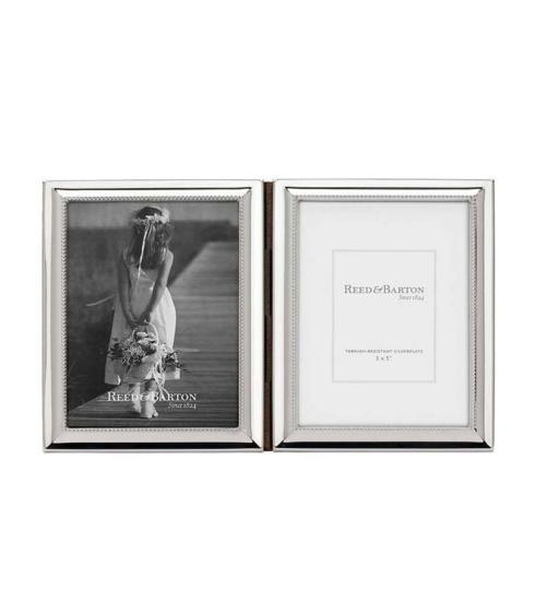 "$100.00 3 x 5"" Double Picture Frame"