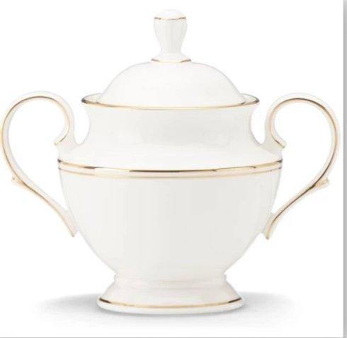 Lenox  Federal Gold Sugar Bowl $109.95