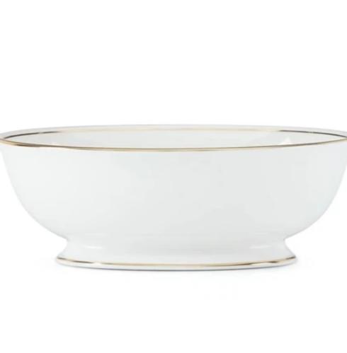 Lenox  Federal Gold Lg Open Vegetable Bowl $149.95