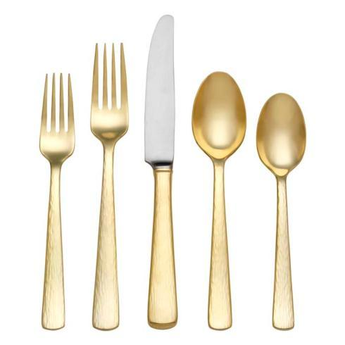 Reed & Barton  Echo Gold 5-Piece Place Setting $125.00
