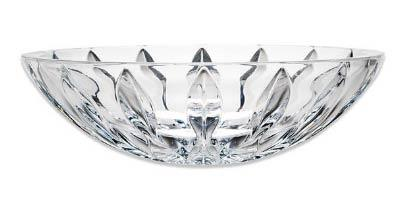 Reed & Barton  Equinox Crystal Centerpiece 14