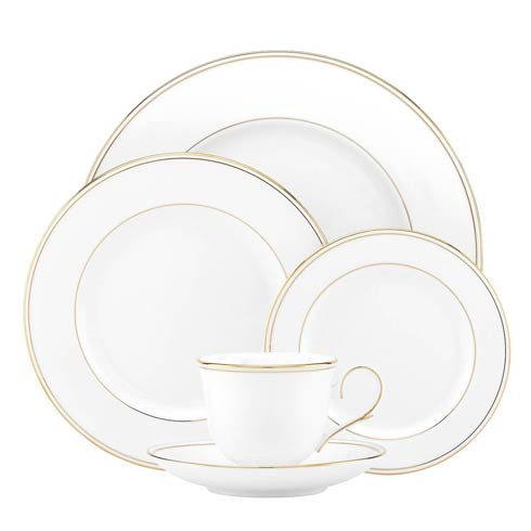 Lenox  Federal Gold 5-piece Place Setting Boxed $99.95