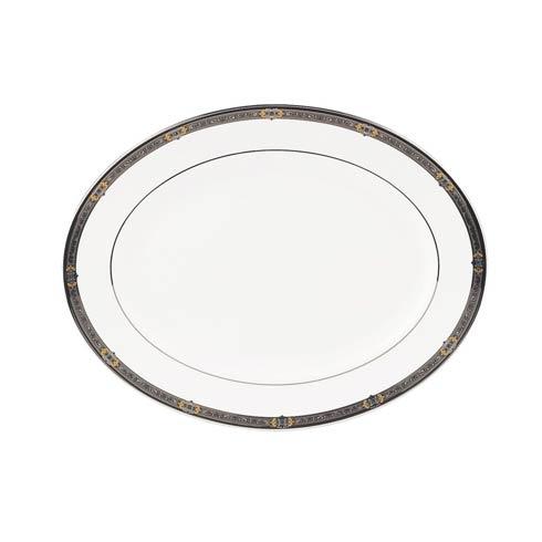 """Lenox Vintage Jewel Dinnerware 13"""" Oval Platter $229.95"""