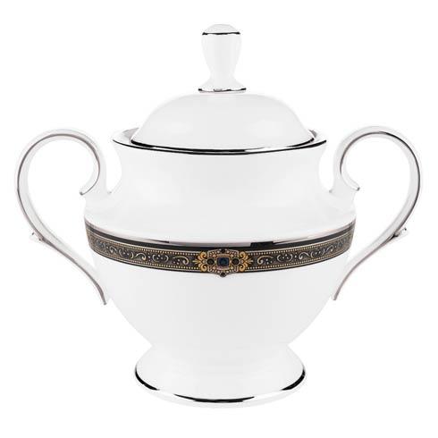 Lenox Vintage Jewel Dinnerware Sugar Bowl with Lid $167.95
