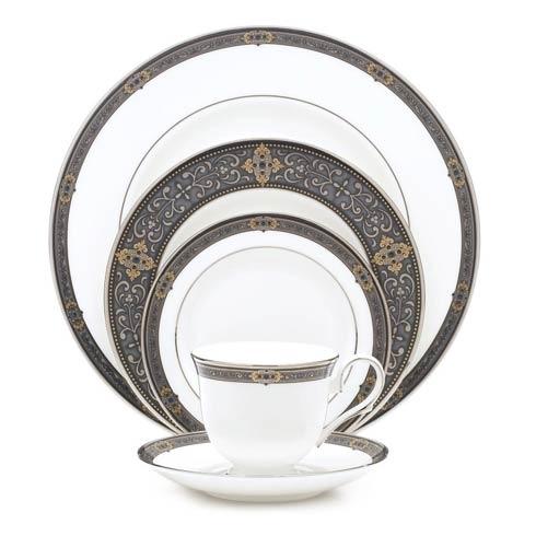 Lenox Vintage Jewel Dinnerware 5-piece Place Setting Boxed $149.95