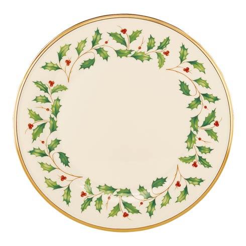 Lenox  Holiday Dinner Plate $72.00