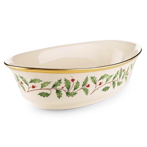 Lenox  Holiday Lg Open Vegetable Bowl $179.95