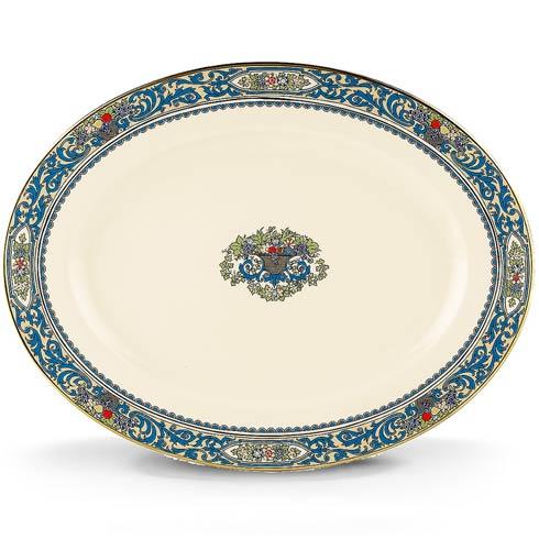 "Lenox  Autumn 13"" Oval Platter $279.95"