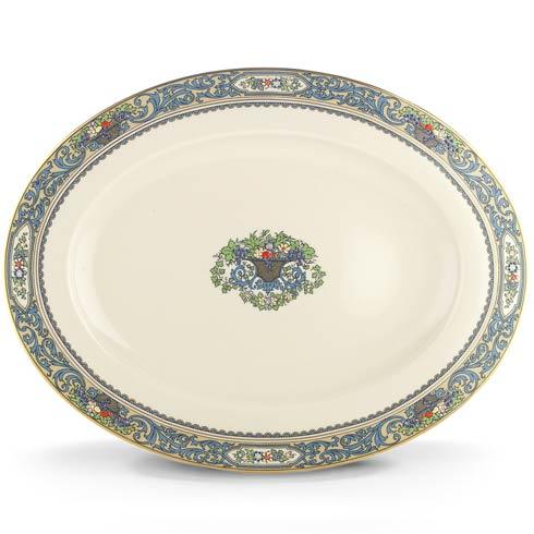 """$329.95 16"""" Oval Platter"""