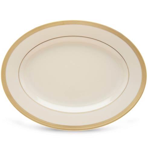 """$602.95 16"""" Oval Platter"""
