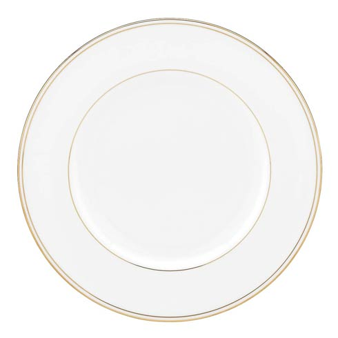 "Lenox  Federal Gold 9"" Accent Plate $34.95"