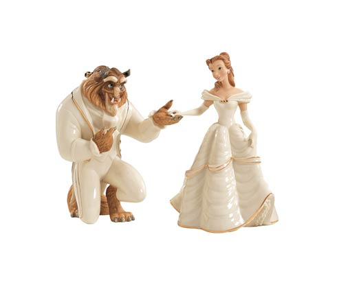 $139.95 Beauty & the Beast Figurine
