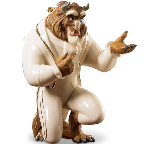 $154.95 Beast My Hand My Heart Figurine