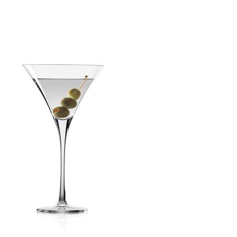 $49.95 4pc Martini Glass Set