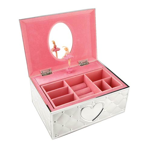 $49.95 Childhood Memories Ballerina Jewelry Box