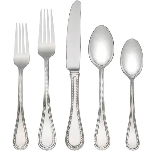 Kate Spade  Union Street Flatware 5pc Place Setting $80.00