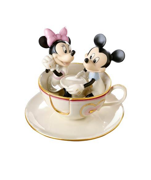 $139.95 Mickey\'s Teacup Twirl Sculpture