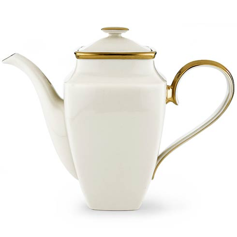Lenox Eternal Ivory Square Coffeepot with Lid $229.95