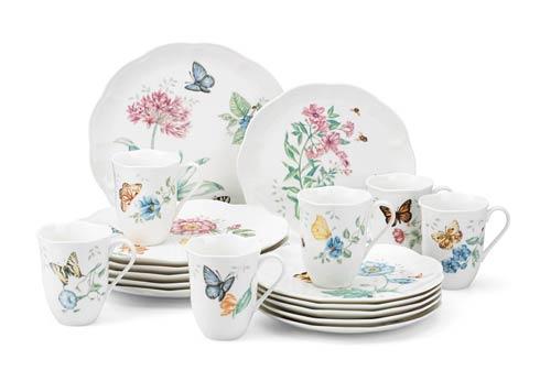 $179.95 18-piece Dinnerware Set