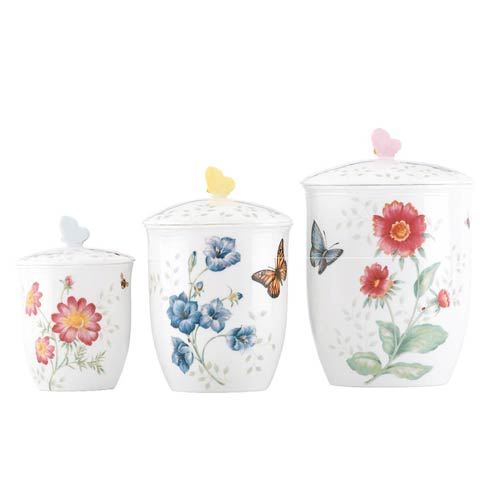 $99.95 3-piece Canister Set