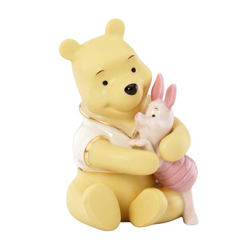 $39.95 A Bear Hug For Piglet Figurine