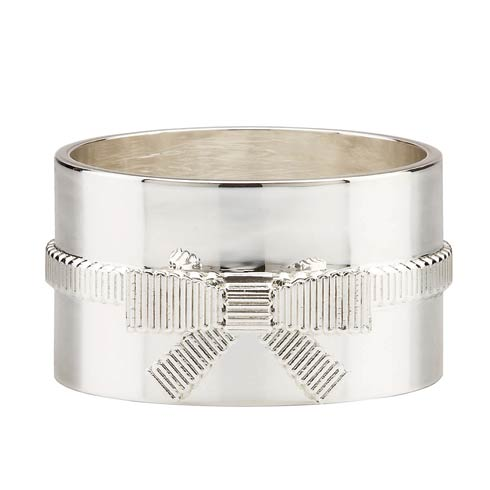 $50.00 4-piece Napkin Ring Set