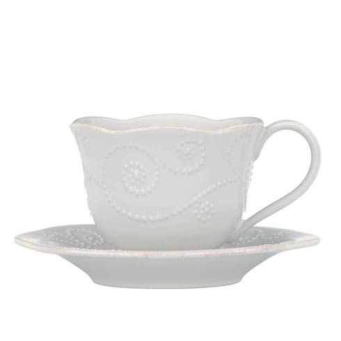 Lenox French Perle White Cup & Saucer $34.95