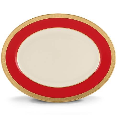 "$279.95 Embassy 13"" Oval Platter"