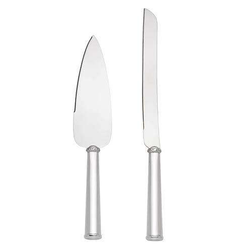 Lenox  Devotion 2-piece Cake Knife and Server Set $49.95