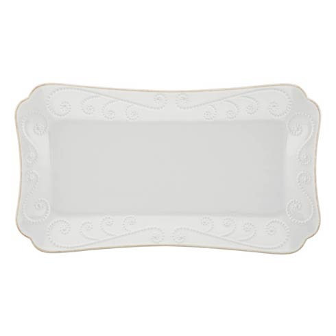 Lenox French Perle White Hors D\'oeuvres Tray $59.95