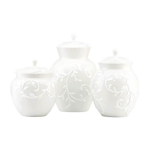 $129.95 3-piece Canister Set