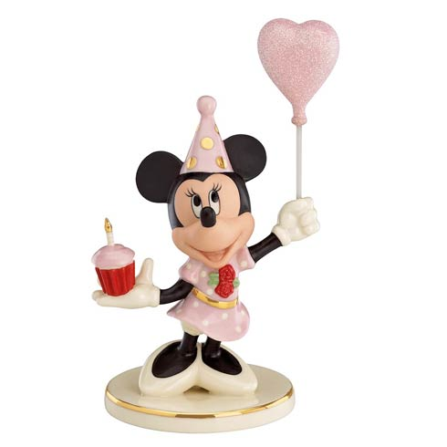 $44.95 Birthday Cheer From Minnie Figurine